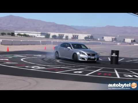 2014 Lexus IS-F Drift Roulette with Ken Gushi