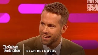 Video Ryan Reynolds' Worst Flirting - The Graham Norton Show MP3, 3GP, MP4, WEBM, AVI, FLV Mei 2018