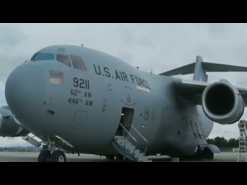 air - CNN's Tom Foreman reports on the investigation into how a young boy was able to hide on a U.S. Air Force C-130.