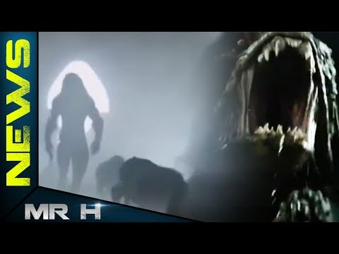 Predator Dogs REVEALED In New Trailer For The Predator