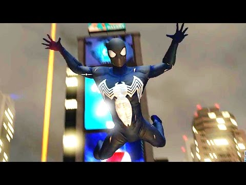 Video The Amazing Spider-Man 2 Black Suit Spider-Man Free Roam Gameplay download in MP3, 3GP, MP4, WEBM, AVI, FLV January 2017