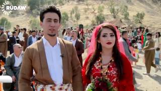 Rare traditional Kurdish wedding adds color, evokes memories among villagers