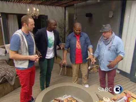 Braai Day Cook-off with Pete Goffe-Wood and Benny Masekwameng