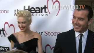 Hollywood Celebrities Attend The Heart Foundation Gala