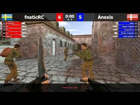 FCL Grand Final: FnaticRC vs Anexis de_forge