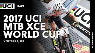 Image: 2017 UCI Mountain Bike XCE World Cup - Volterra (ITA)