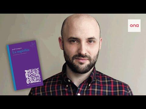 Jordi Graupera va presentar 'La supèrbia' a Barcelona