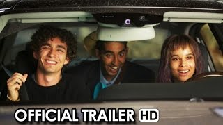 The Road Within Official Trailer  2015    Zo   Kravitz  Dev Patel Hd