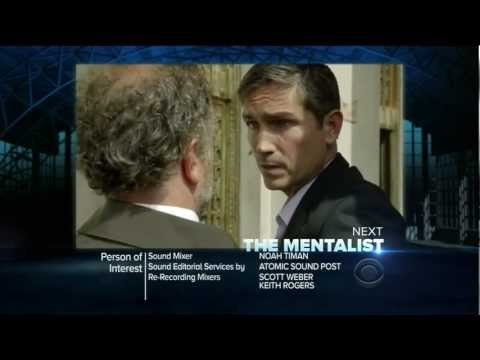 Person of Interest 1.05 (Preview)