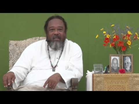 Mooji Video: From Communication to Communion