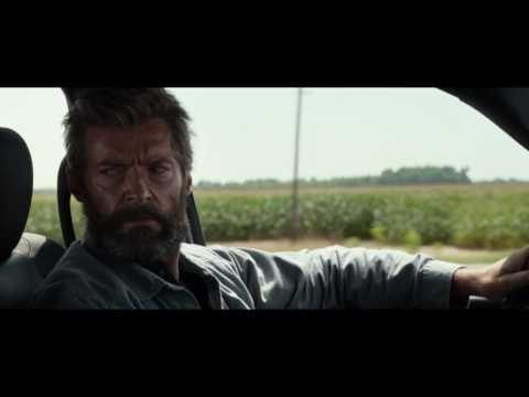 Johnny Cash - Hurt (Logan Music Video) (видео)