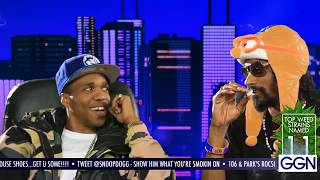 Curren$y Chops It Up with the Doggfather   GGN with SNOOP DOGG