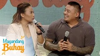 Video Magandang Buhay: Jaya and Gary love story MP3, 3GP, MP4, WEBM, AVI, FLV Agustus 2018