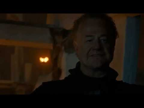 Ser Alliser Thorne (Owen Teale) Leads The Charge In Castle Black - Game Of Thrones