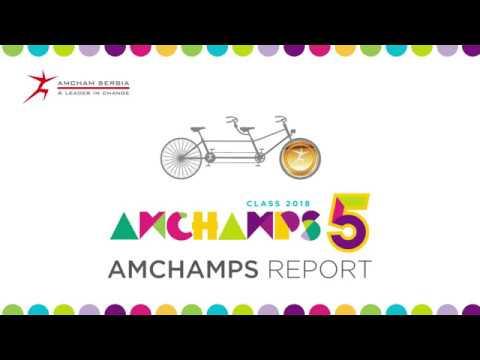 AmChamps 2018: Svečano otvaranje programa