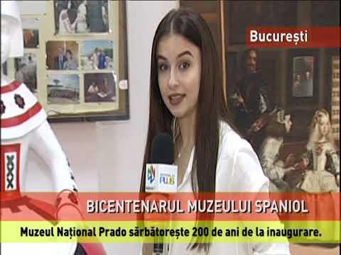 Muzeul Naţional Prado sărbătoreşte 200 de ani de la inaugurare