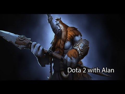 GamingHoldDOTA2 - My Let's Play of Dota 2 with live commentary. One game before wednesdays patch to the Test client. Playing Magnus as solo on hard-lane. Also bug with portals...