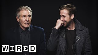 VIDEO: Harrison Ford & Ryan Gosling Discusses BLADE RUNNER 2049 – WIRED