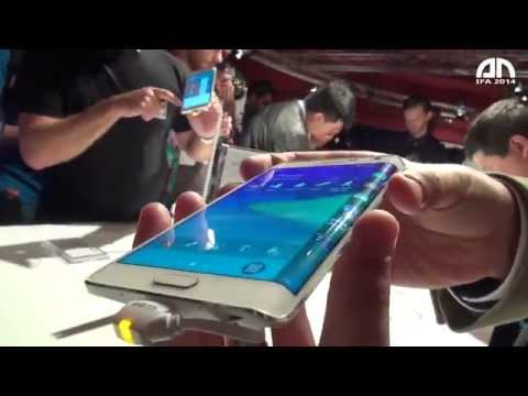 Youtube Video Samsung Galaxy Note Edge N915G in frost-white