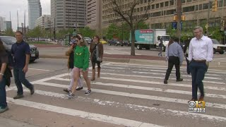 Baltimore City's Population Is Dropping, But New Residents Are Flocking Downtown