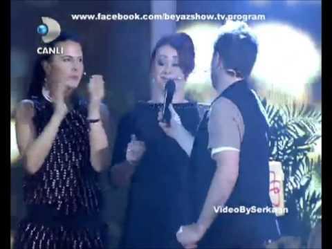 Murat Dalkılıç - Ele Güne Karşı 'Beyaz Show' 27 Ocak 2012