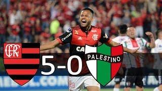 Assista os Melhores momentos e gols do jogo Flamengo 5 x 0 Palestino (09/08/2017) Copa Sul-Americana 2017 Gols e Melhores momentos do jogo Flamengo ...
