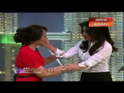 h Live! Apa Kata Malaysia? Temubual eksklusif bersama Amelina