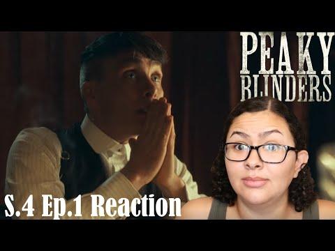 """Peaky Blinders Season 4 Ep.1 - """"The Noose"""" Reaction"""