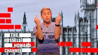 Brexit? Everything's gone to shit - The Russell Howard Hour