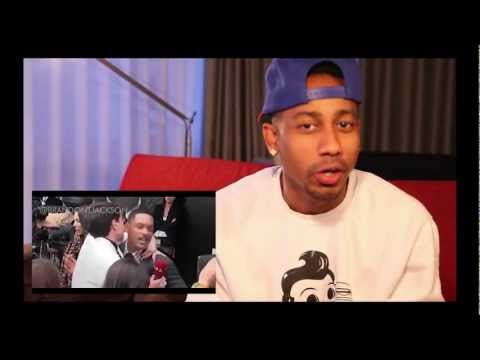 Brandon T Jackson Response to Will Smith Slaps Reporter (Slap City)
