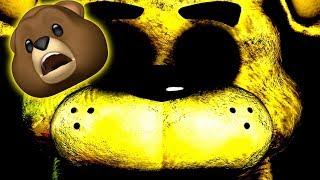 GOLDEN FREDDY?!?!   Five Nights At Freddy's (FNAF) Part 3