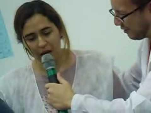 Batismo nas Águas na Comunidade da Graça em José Bonifácio