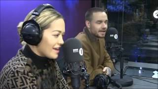Video Rita Ora Liam Payne Grimmy BBC Radio 1 2018 MP3, 3GP, MP4, WEBM, AVI, FLV Mei 2018