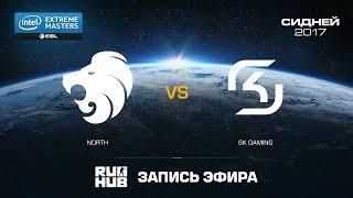 North vs SK Gaming - IEM Sydney - de_cobblestone [CrystalMay, sleepsomewhile]