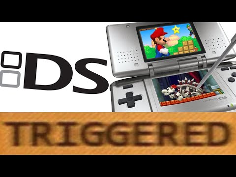 How the Nintendo DS TRIGGERS You!