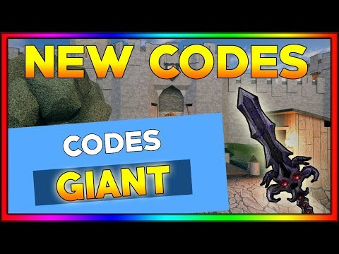 ALL NEW GIANT SIMULATOR CODES | Roblox Codes