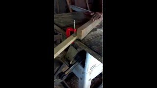 Máquina herramienta de madera como hacer un pasamanos