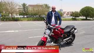 2. 2014 Ducati Monster 696 - AutoReview - Dubai - Bike Edition (Episode 2) - [ENG]