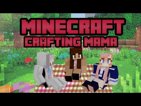 CRAFTING MAMA | Minecraft Mini-game | With Friends