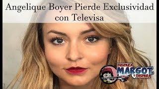 Luego de que le fuera retirado su contratado de exclusividad, Angelique Boyer rechazó participar como de un nuevo proyecto de Televisa. La actriz está ...