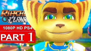 Nonton Ratchet And Clank Gameplay Walkthrough Part 1 [1080p HD PS4] Ratchet & Clank 2016 - No Commentary Film Subtitle Indonesia Streaming Movie Download