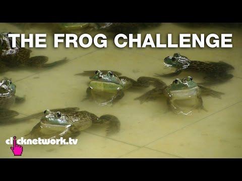 The Frog Challenge - Chick vs. Dick: EP55 (видео)