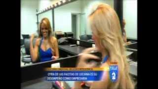 Entrevista a Luciana Sandoval en Informativo Teledos