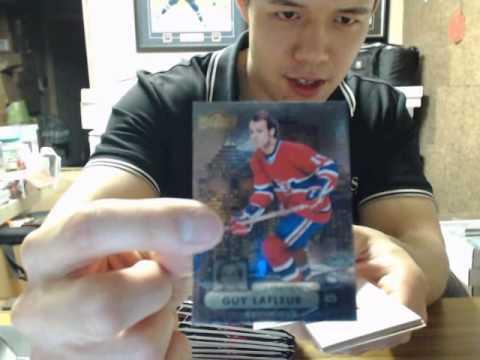 Double Box Break #514: 13-14 UD Fleer Showcase SET NHL HOCKEY