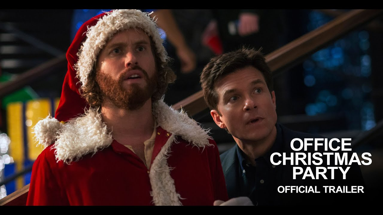 office christmas party trailer 2016 paramount pictures - Black Christmas Trailer
