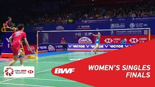 Video F | WS | Carolina MARIN (ESP) [6] vs CHEN Yufei (CHN) [5] | BWF 2018 MP3, 3GP, MP4, WEBM, AVI, FLV September 2018