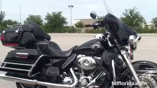 6. Used 2011 Harley Davidson Ultra Classic Electra Glide Motorcycles for sale - Pensacola, FL