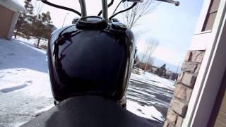 5. Suzuki S40 boulevard stock bike with Jardine exhaust