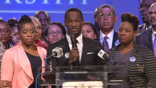 Myles Munroe's Family Issues Statement at Grand Bahama Press Conference - YouTube