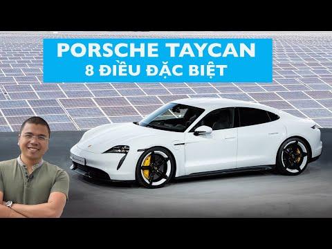 Porsche Taycan 2020 có gì đặc biệt, mời xem video này để khám phá thú vị nhé @ vcloz.com